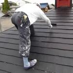 05_屋根・上塗り中